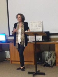 Christine Jacobson, MSW,HT,presents 'Getting well with Hypnosis'